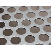 Buy cheap Galvanized Steel Perforated Metal from wholesalers