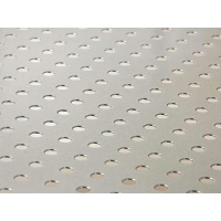 Buy cheap Aluminum Perforated Metal from wholesalers