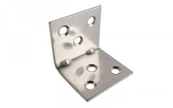 Quality Furniture Metal Parts Corner Bracket for sale