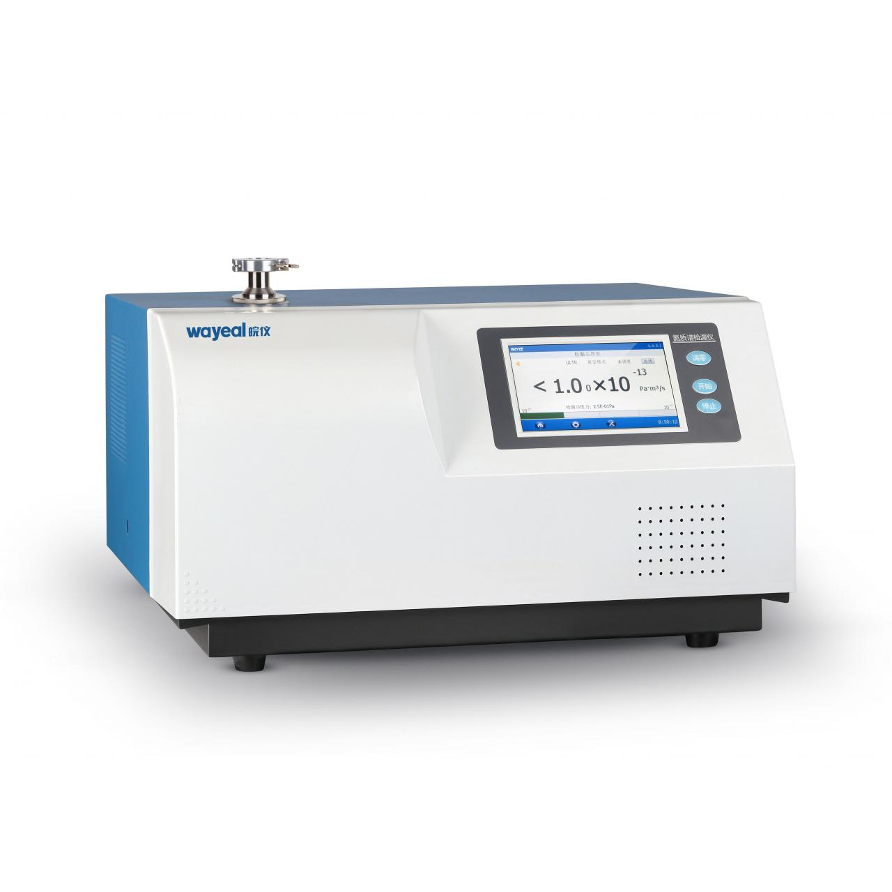 Buy cheap SFJ-261 helium mass spectrometer leak detector from wholesalers
