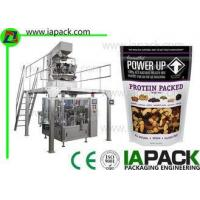 Buy cheap Automatic Nuts Doypack Packing Machine With Zipper from wholesalers
