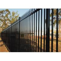 Buy cheap Steel Picket Fence from wholesalers