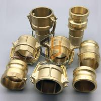 Buy cheap Brass Quick Coupling from wholesalers