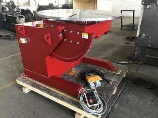 Quality 90 Degree Tilting Angle Welding Turn Table 3T Welding Positioners for sale
