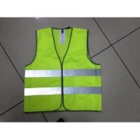 Wholesale safety high visibility reflective knitting vest from china suppliers