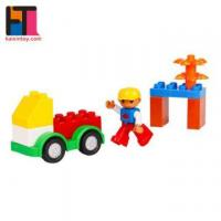 Wholesale 10253644 educational toys blocks plastic building custom set blocks from china suppliers