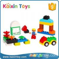 Wholesale 10253647 Creative Plastic Large Toy Blocks For Preschool Children from china suppliers