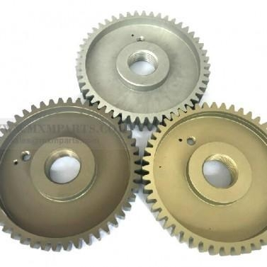 China Machined Parts  Gears