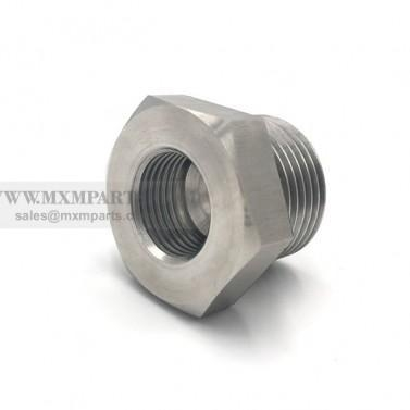 China Turned Parts  Hex Screw