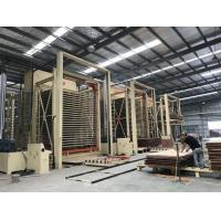 Wholesale 600 Tons 36 Openings Hot Press With Loadig System from china suppliers