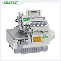 Buy cheap Direct drive 4thread overlock sewing machine, with electrical auto trimmer, auto presser foot lifter from wholesalers