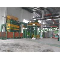 Wholesale Horizontal steel plate Pretreatment line from china suppliers