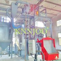 Wholesale Continuous Tilting Drum Type Shot Blasting Machine from china suppliers