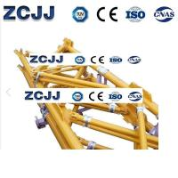 Buy cheap Tower Crane Bases Fixing Angle Bases Fixing Angles For R87 Mast from wholesalers