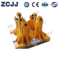 Buy cheap Tower Crane Bases Fixing Angle Bases Fixing Angles For L46D Mast from wholesalers