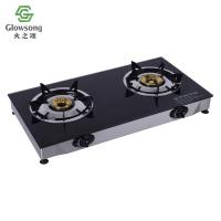 Tempered Glass Panel Gas Stove SGB-03