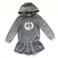 Buy cheap Childrens'wear Girl's Hoodie dress from wholesalers
