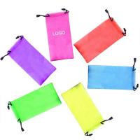 Wholesale Promotional Microfiber Glasses Pouch from china suppliers