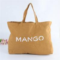 Wholesale Custom Jumbo Cotton Tote Bag from china suppliers