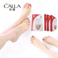 Wholesale Wholesale FDA Callu Removal Mask Exfoliating Foot Care Sock from china suppliers