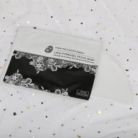 Wholesale best price of lace hydrogel moisturizing facial mask with high quality from china suppliers