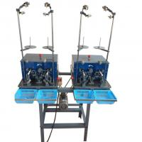 Wholesale Commercial Four Head Automatic Thread Trimming Bobbin Winding Machine Equipment from china suppliers