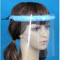 Buy cheap Dental face shield with frame from wholesalers
