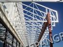 China light weight roof trusses on sale
