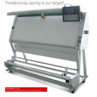 Buy cheap Smittle perching preshinking fabric loose machine from wholesalers