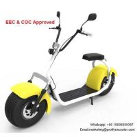 Buy cheap Fat Wheel Electric Scooter from wholesalers