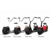 Buy cheap Lithium Battery 1500w 2 Wheel Electric Scooter from wholesalers