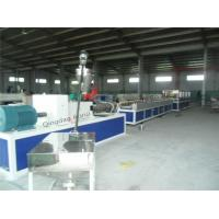 Wholesale PVC Wood Profile Production Line For Wall Panel from china suppliers