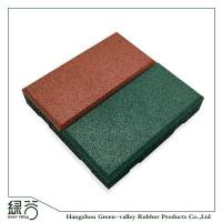 Wholesale Rubber flooring tiles for walkway from china suppliers