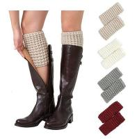 Wholesale Leg Warmers for Boots from china suppliers