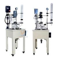 China yuanjian low price industrial single layer chemical batch glass reactors on sale