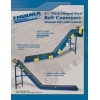Buy cheap 2-1/2 Pitch Hinged Steel Belt Conveyor from wholesalers