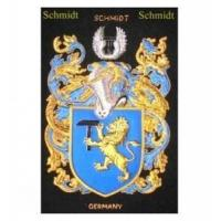 China German Family - Coat Of Arms on sale