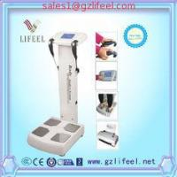 Wholesale Muscle fat analyzing / fat measurement / Body composition system / Body analyse system from china suppliers
