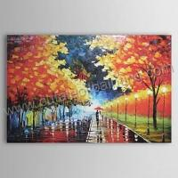 China Art Pictures Oil Painting On Canvas Home Decoration Artwork The Picture Decor Painting Wood on sale