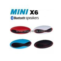 Buy cheap Bluetooth Speaker No.:MINi X6 from wholesalers