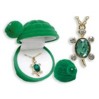 Buy cheap Children's & Baby's Gifts Turtle Pendant Necklace for Children from wholesalers