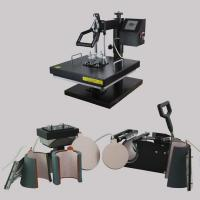 Buy cheap 8 in 1 Combo Clam Shell Heat Press from wholesalers