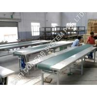 Buy cheap Conveyor With Working Table from wholesalers