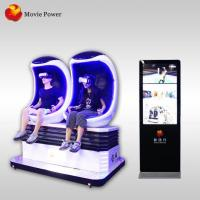 China VR Simulator 9D VR Action Cinemas Virtual Reality Capsule on sale