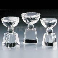 Buy cheap G-1049 Crystal trophy from wholesalers