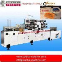 Wholesale Automatic offset printing machine for plastic lid/cover/tray/plate from china suppliers