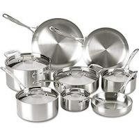Buy cheap Cool Lagostina Cookware Of Amazon Com Q555SD Axia Tri Ply Stainless Steel Dishwasher from wholesalers