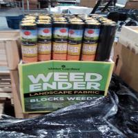 Buy cheap Commercial Weed Barrier from wholesalers