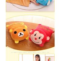 Wholesale Plansh Blanket Animal Cushion Manufactory from china suppliers