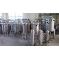 Wholesale Filtering Equipment Multi Housing Bag Filter from china suppliers